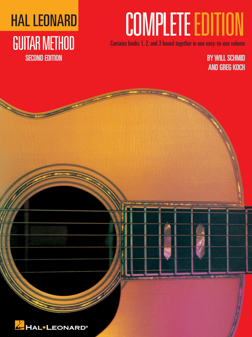 Product Cover for Hal Leonard Guitar Method, Second Edition – Complete Edition