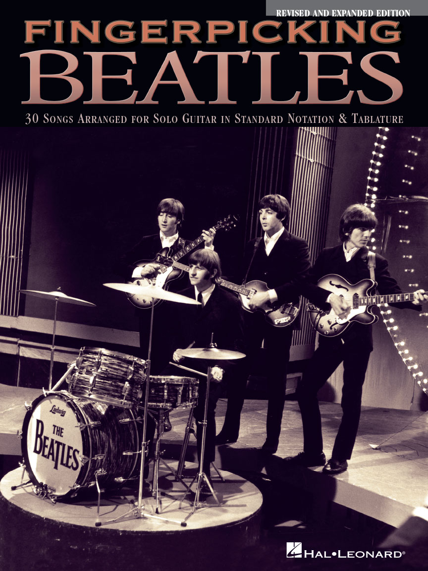 Product Cover for Fingerpicking Beatles – Revised & Expanded Edition