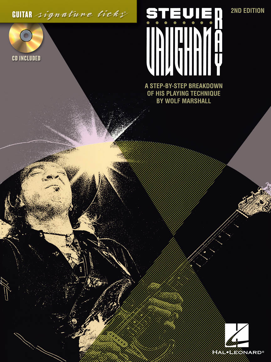 Product Cover for Stevie Ray Vaughan – 2nd Edition