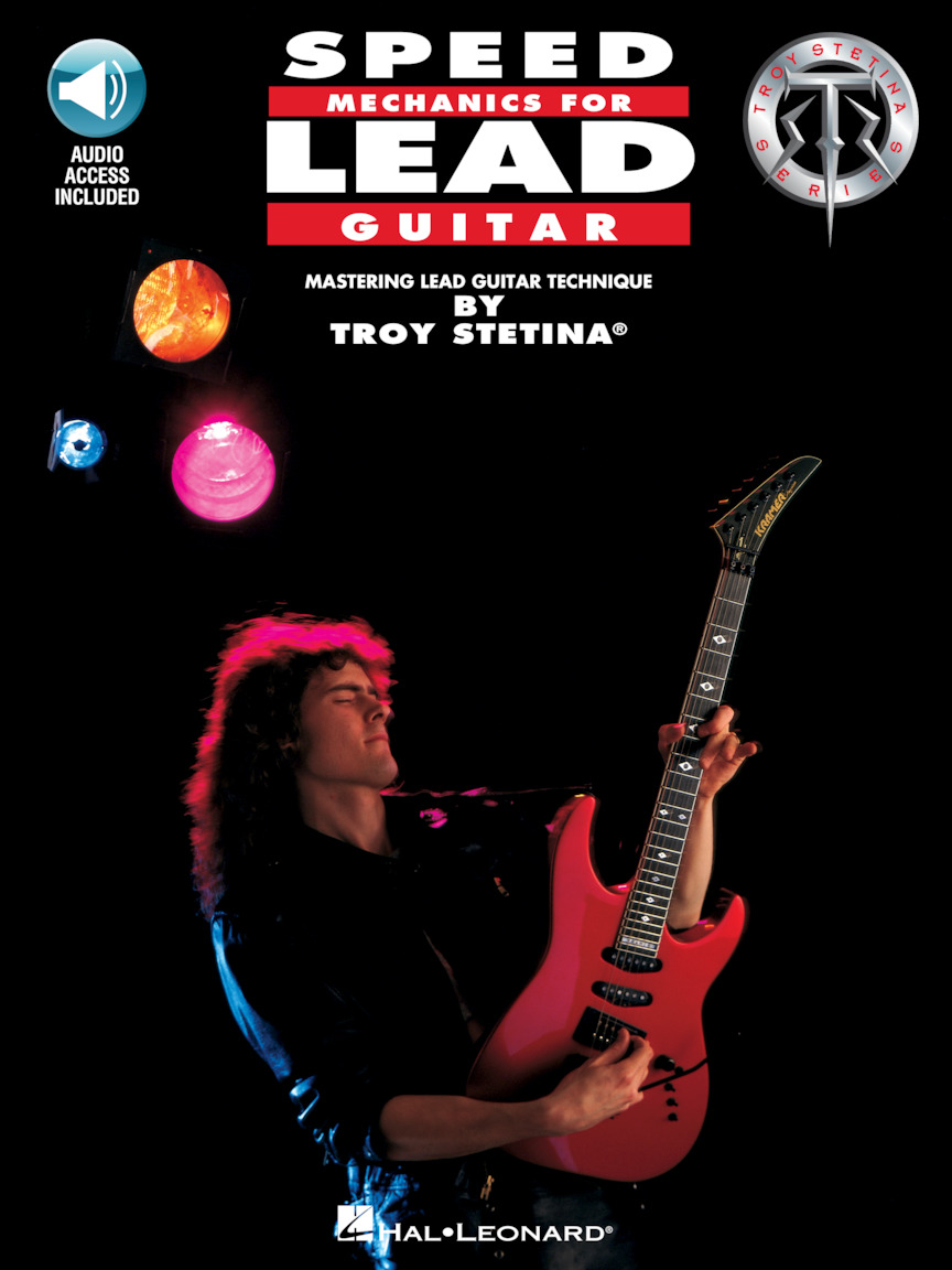 Product Cover for Speed Mechanics for Lead Guitar