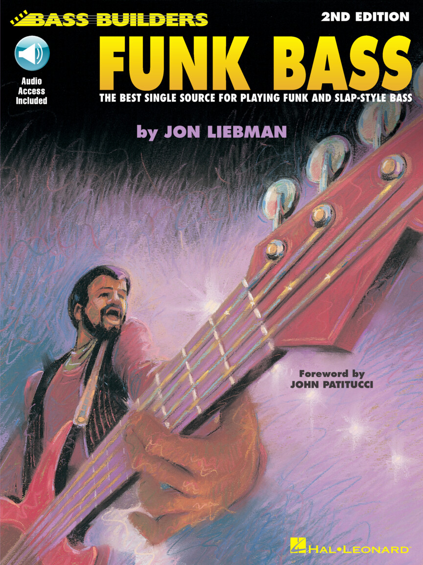 Product Cover for Funk Bass – 2nd Edition