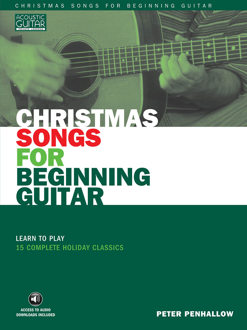 Product Cover for Christmas Songs for Beginning Guitar