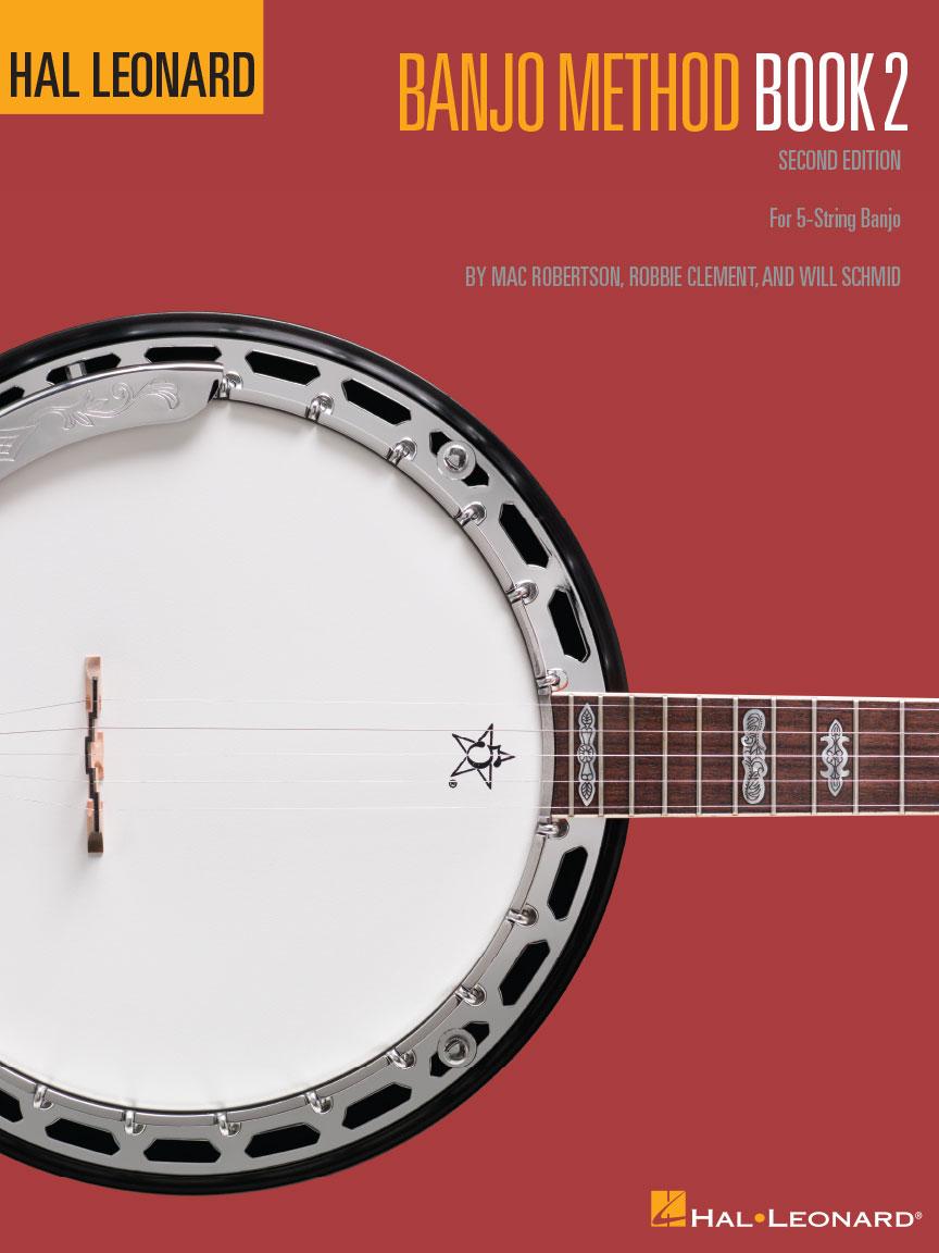 Product Cover for Hal Leonard Banjo Method – Book 2