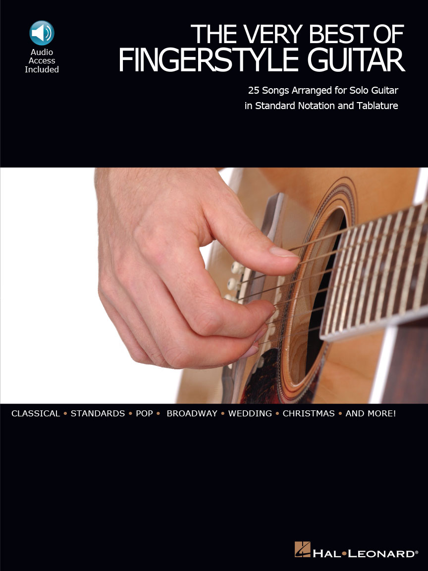 Product Cover for The Very Best of Fingerstyle Guitar