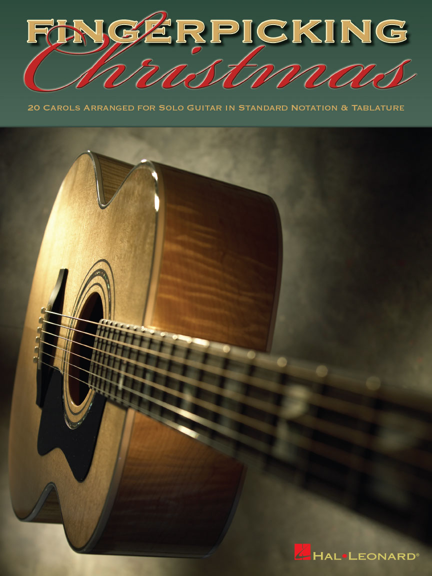 Product Cover for Fingerpicking Christmas