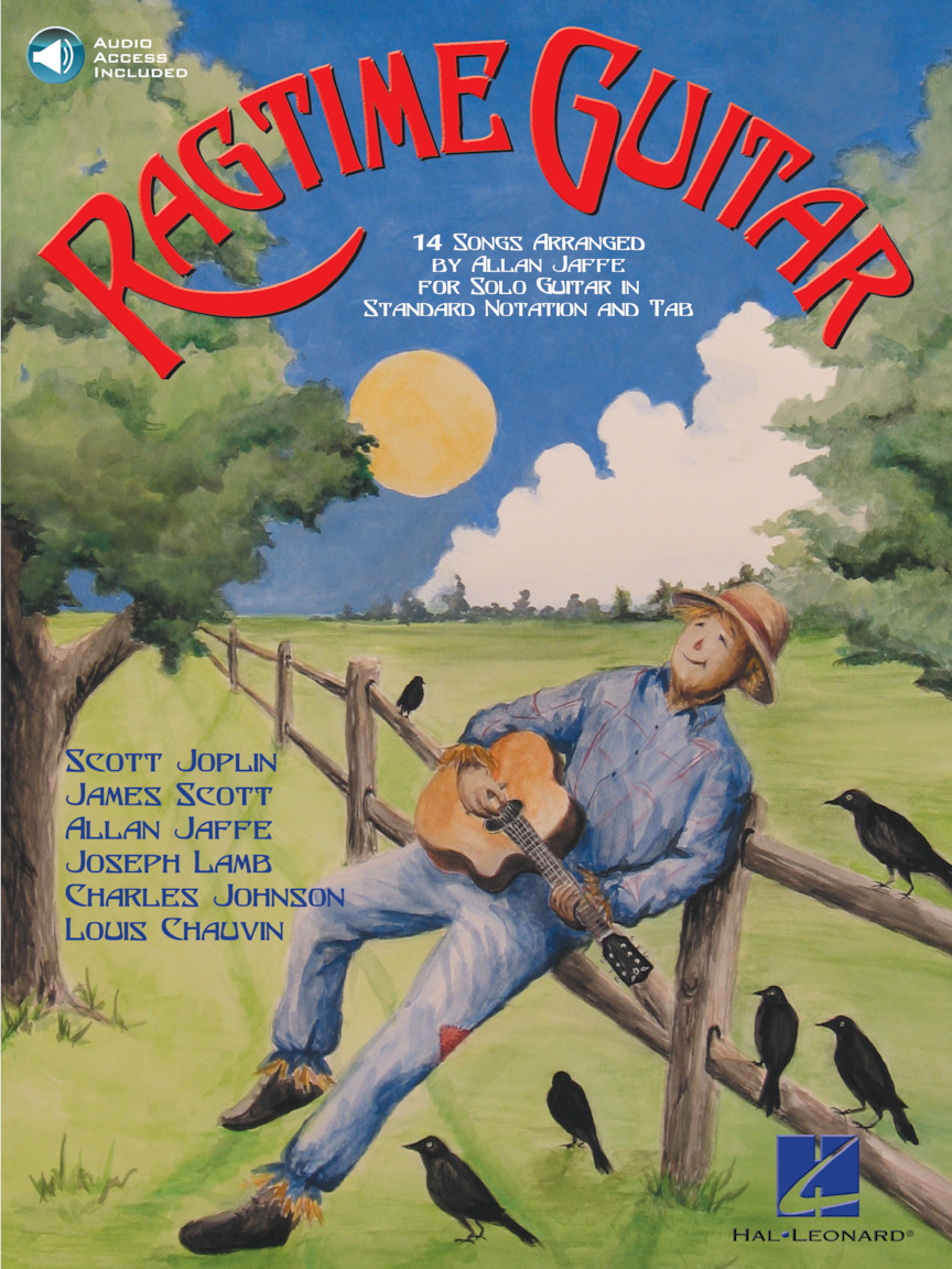 Product Cover for Ragtime Guitar