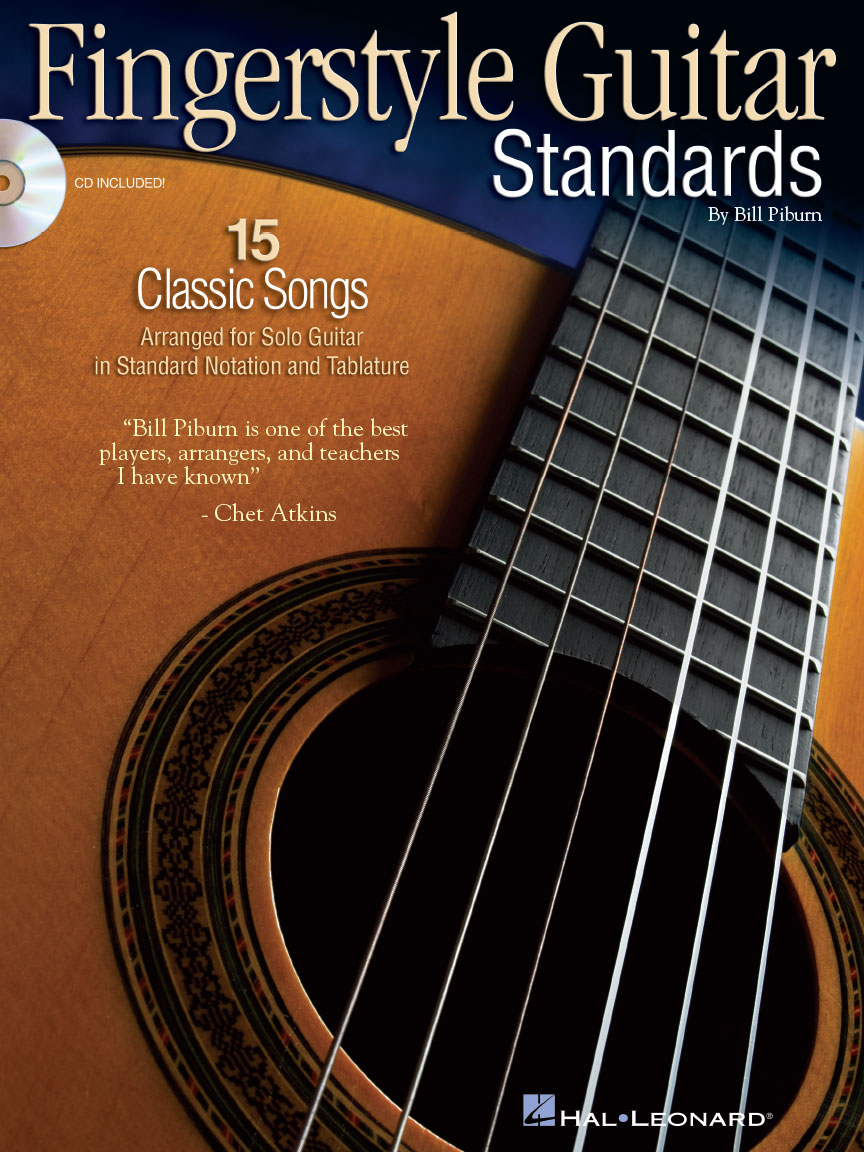 Product Cover for Fingerstyle Guitar Standards