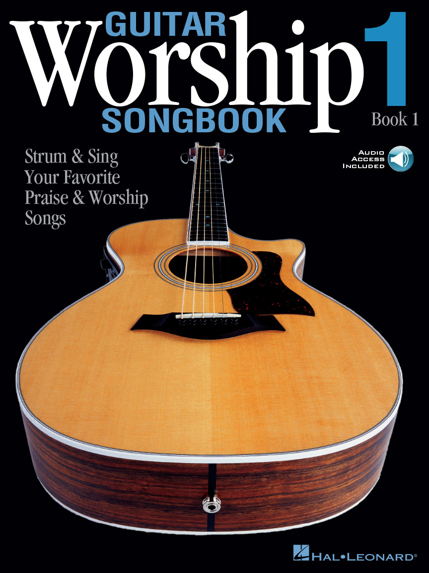 Product Cover for Guitar Worship Songbook, Book 1