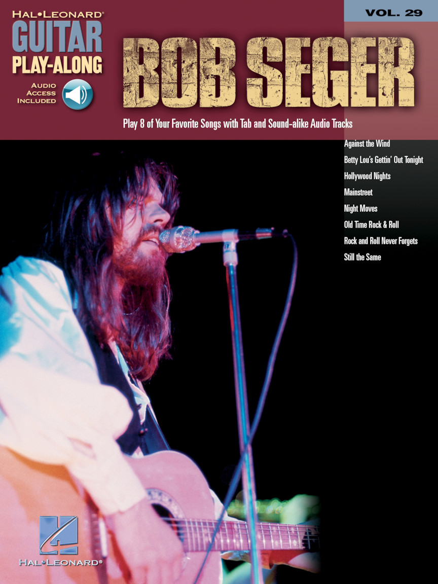 Product Cover for Bob Seger