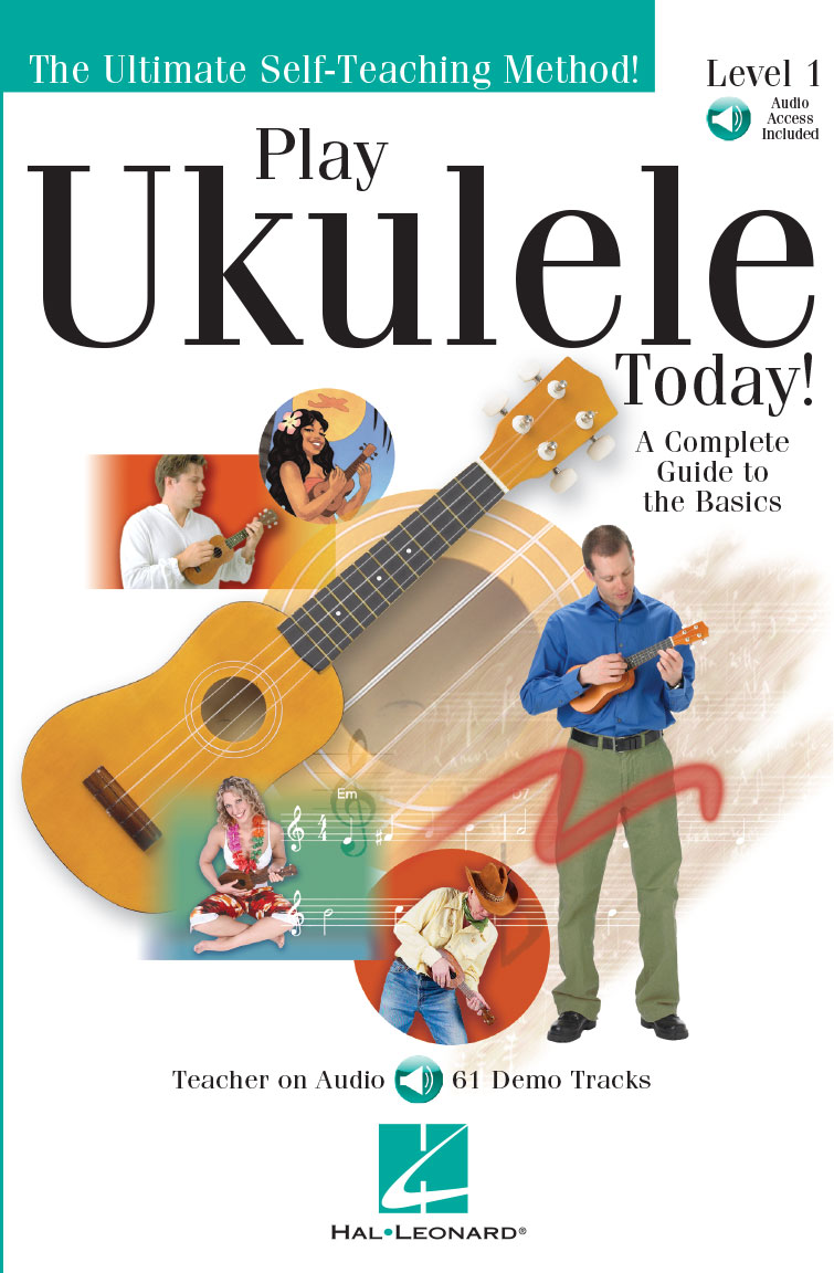 Product Cover for Play Ukulele Today! – Level 1