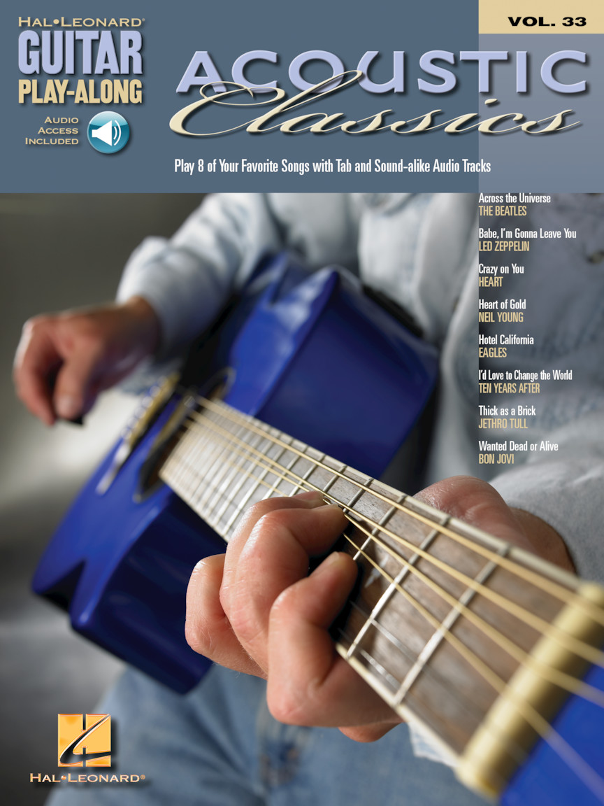 Product Cover for Acoustic Classics