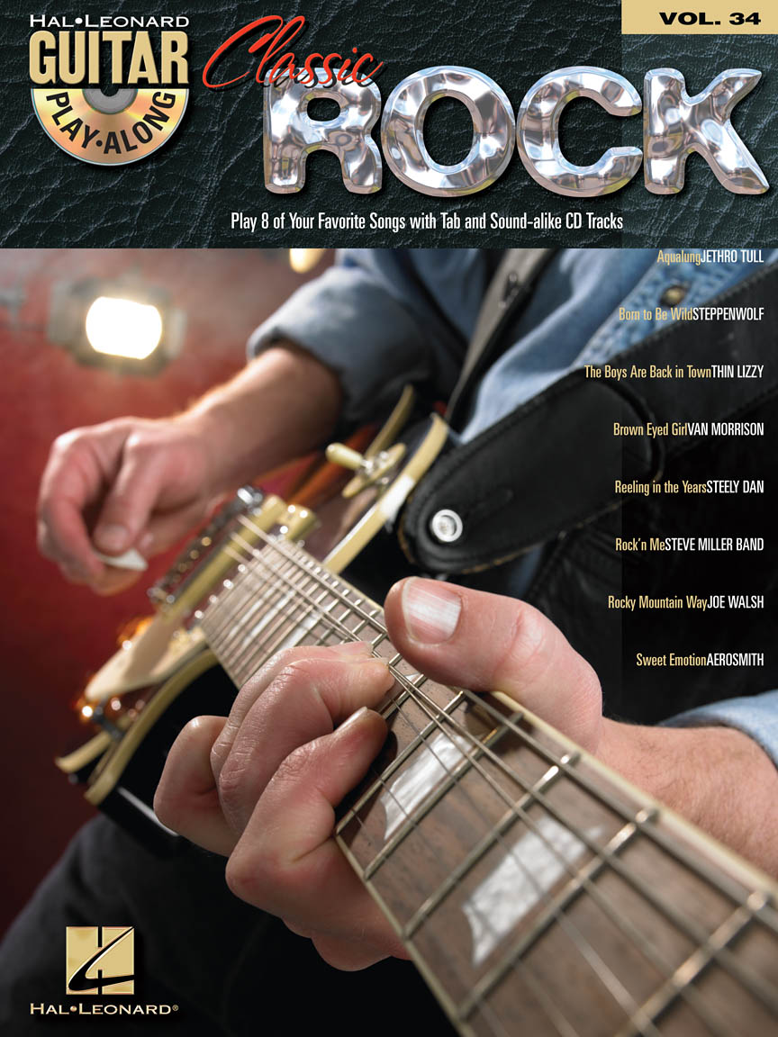Product Cover for Classic Rock