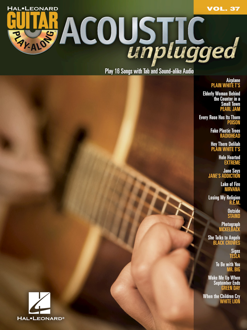 Product Cover for Acoustic Unplugged