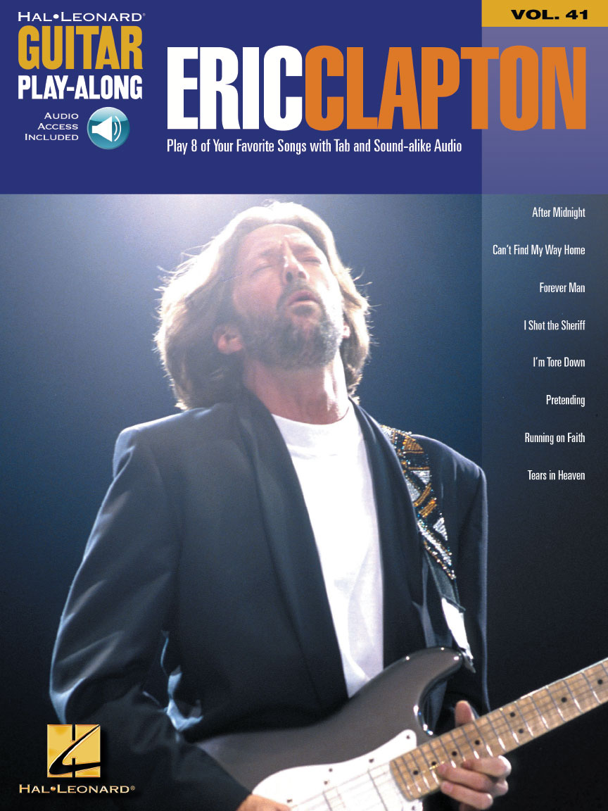 Product Cover for Eric Clapton