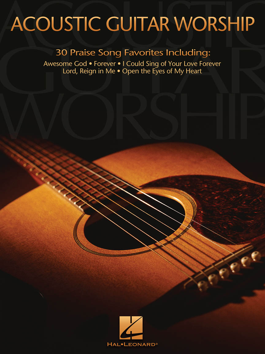 Product Cover for Acoustic Guitar Worship