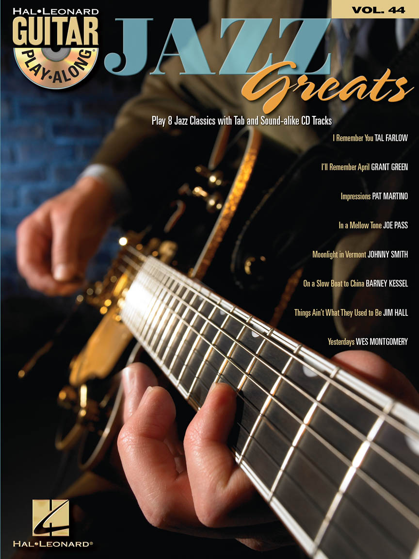 Product Cover for Jazz Greats