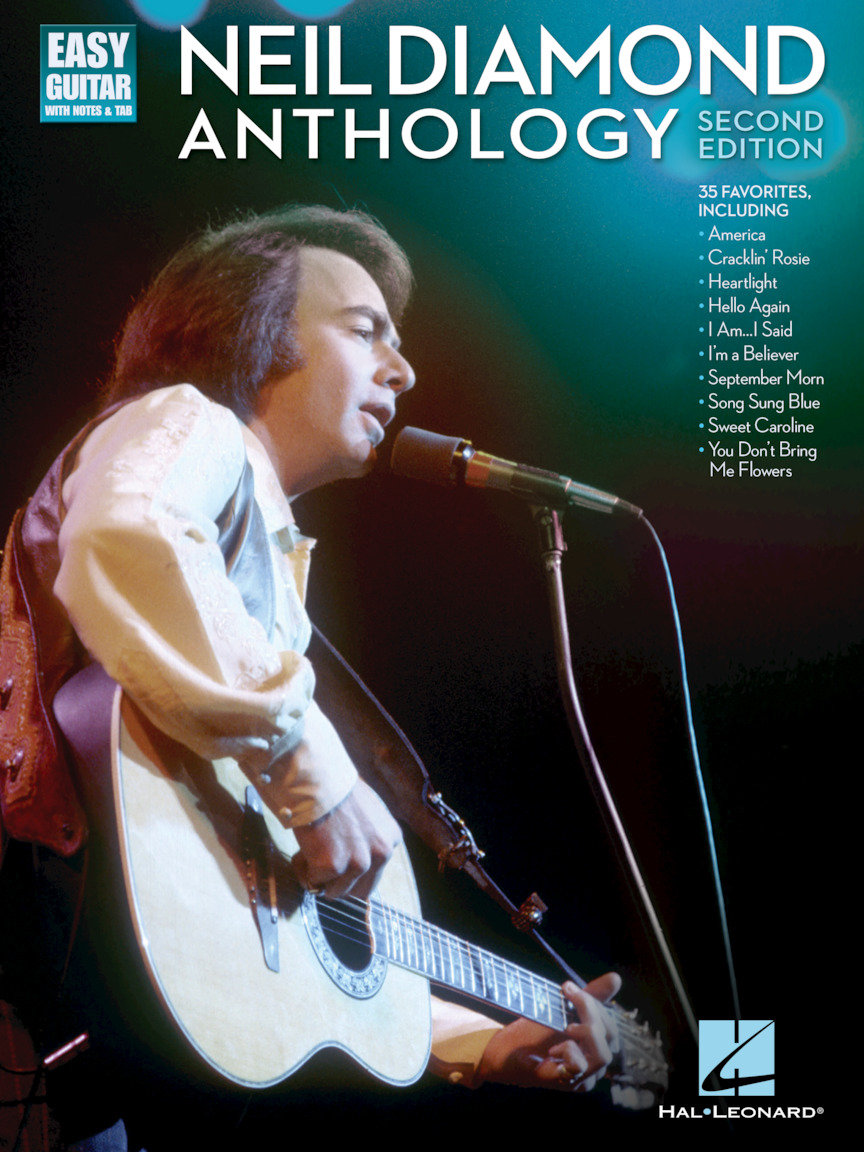 Product Cover for Neil Diamond Anthology – Second Edition