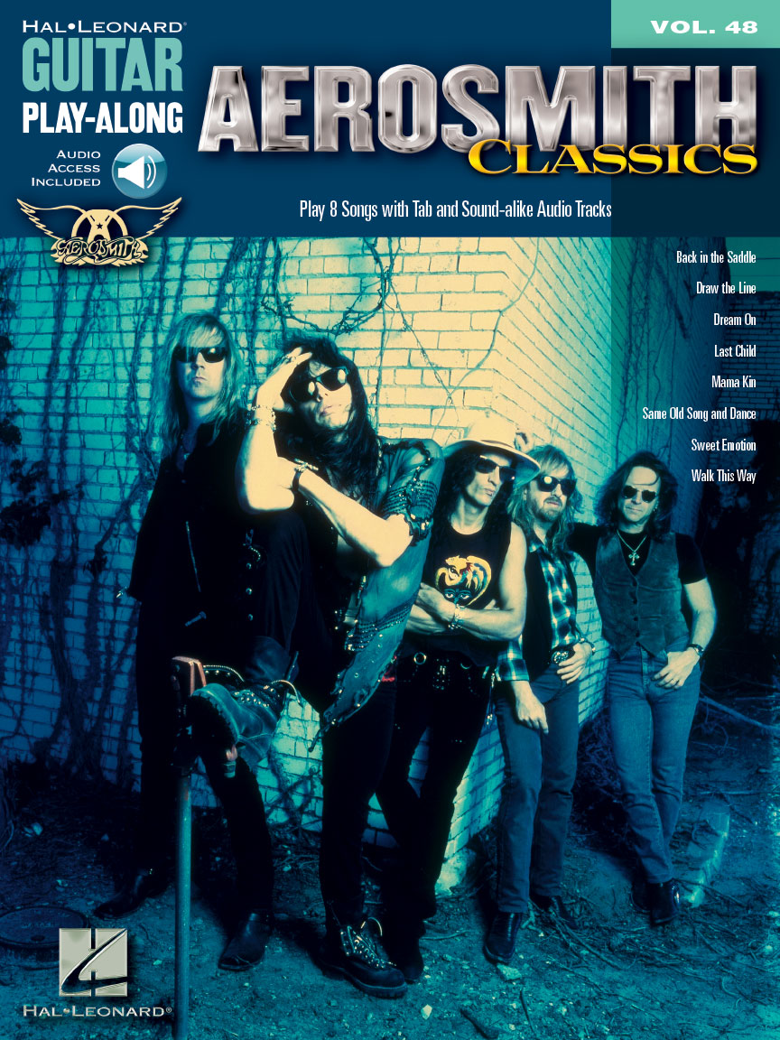 Product Cover for Aerosmith Classics