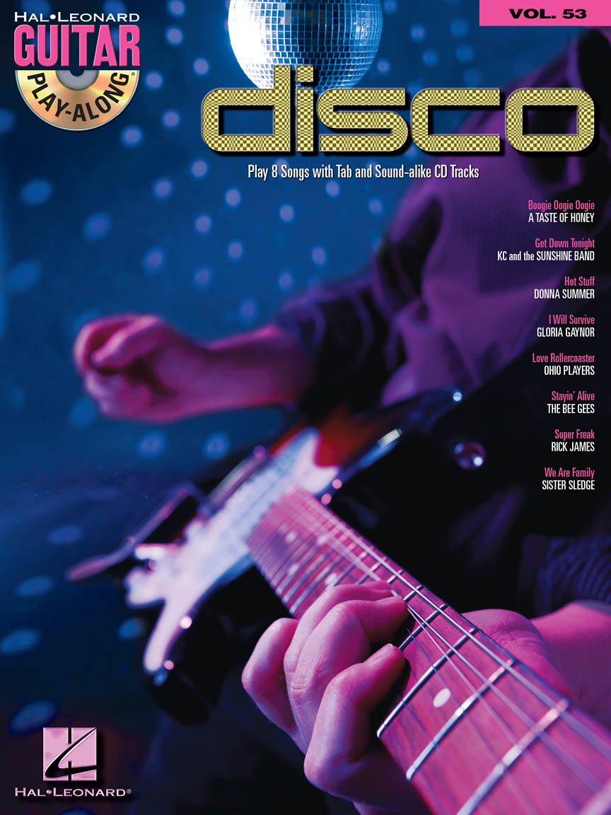 Product Cover for Disco