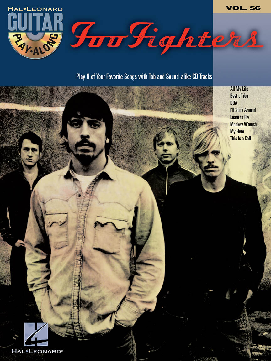 Product Cover for Foo Fighters