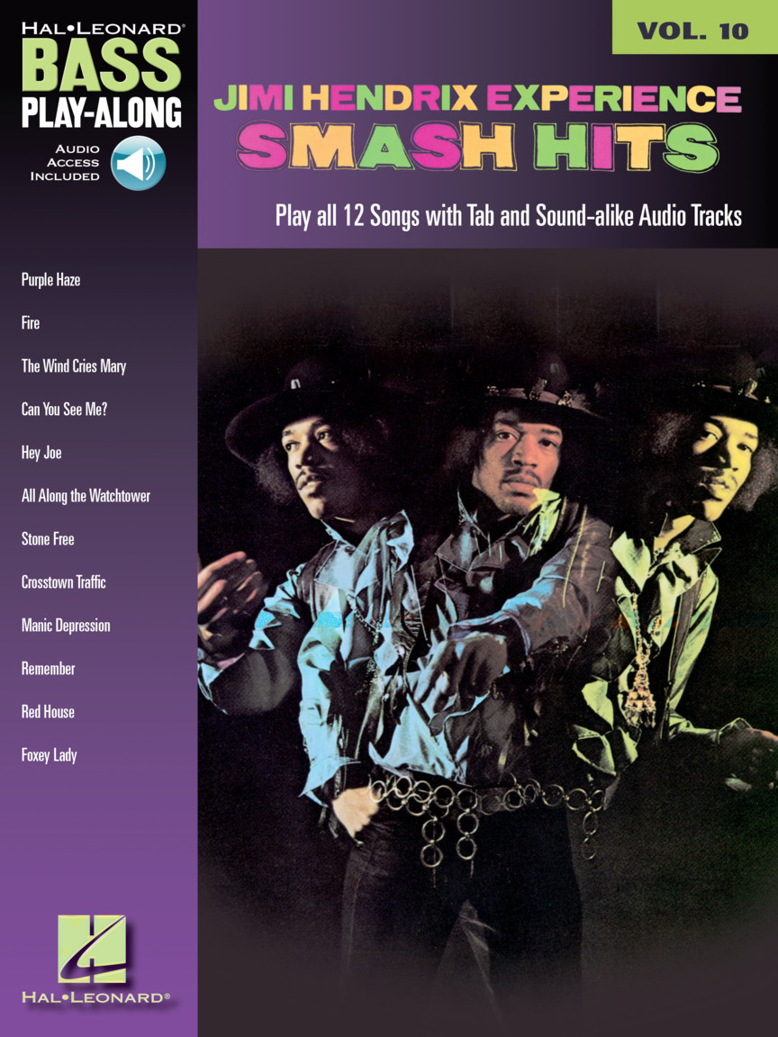 Product Cover for Jimi Hendrix – Smash Hits
