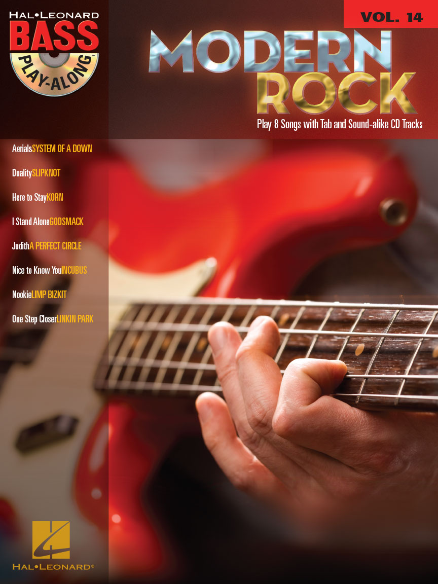 Product Cover for Modern Rock