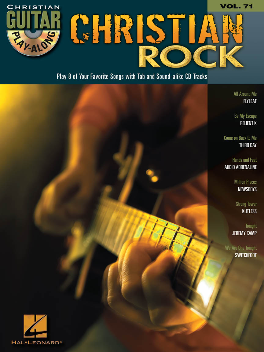 Product Cover for Christian Rock