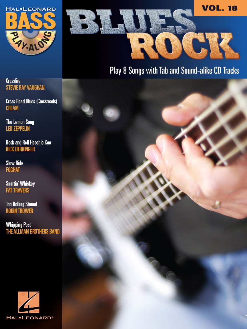 Product Cover for Blues Rock
