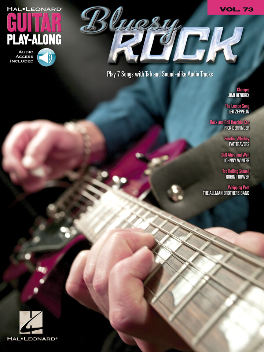 Product Cover for Bluesy Rock