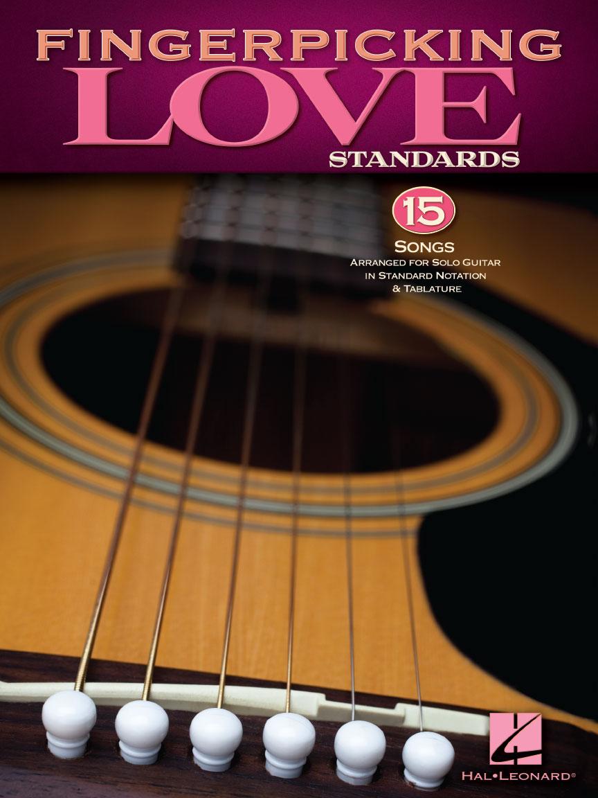 Product Cover for Fingerpicking Love Standards
