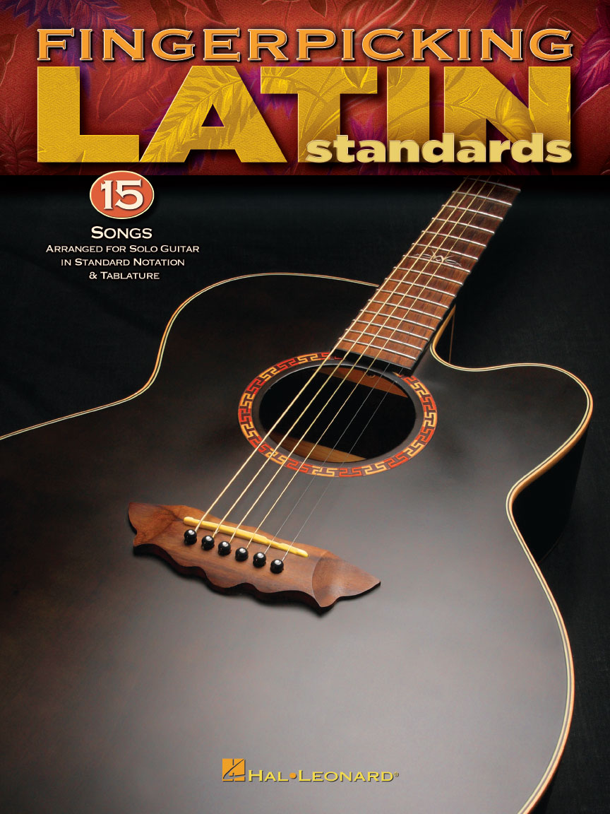 Product Cover for Fingerpicking Latin Standards