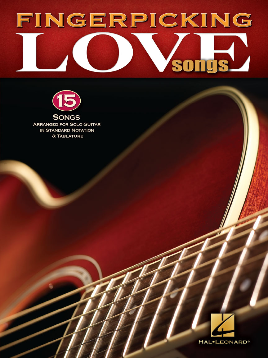 Product Cover for Fingerpicking Love Songs