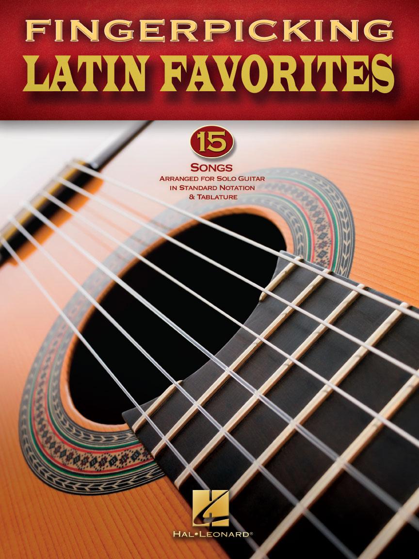 Product Cover for Fingerpicking Latin Favorites