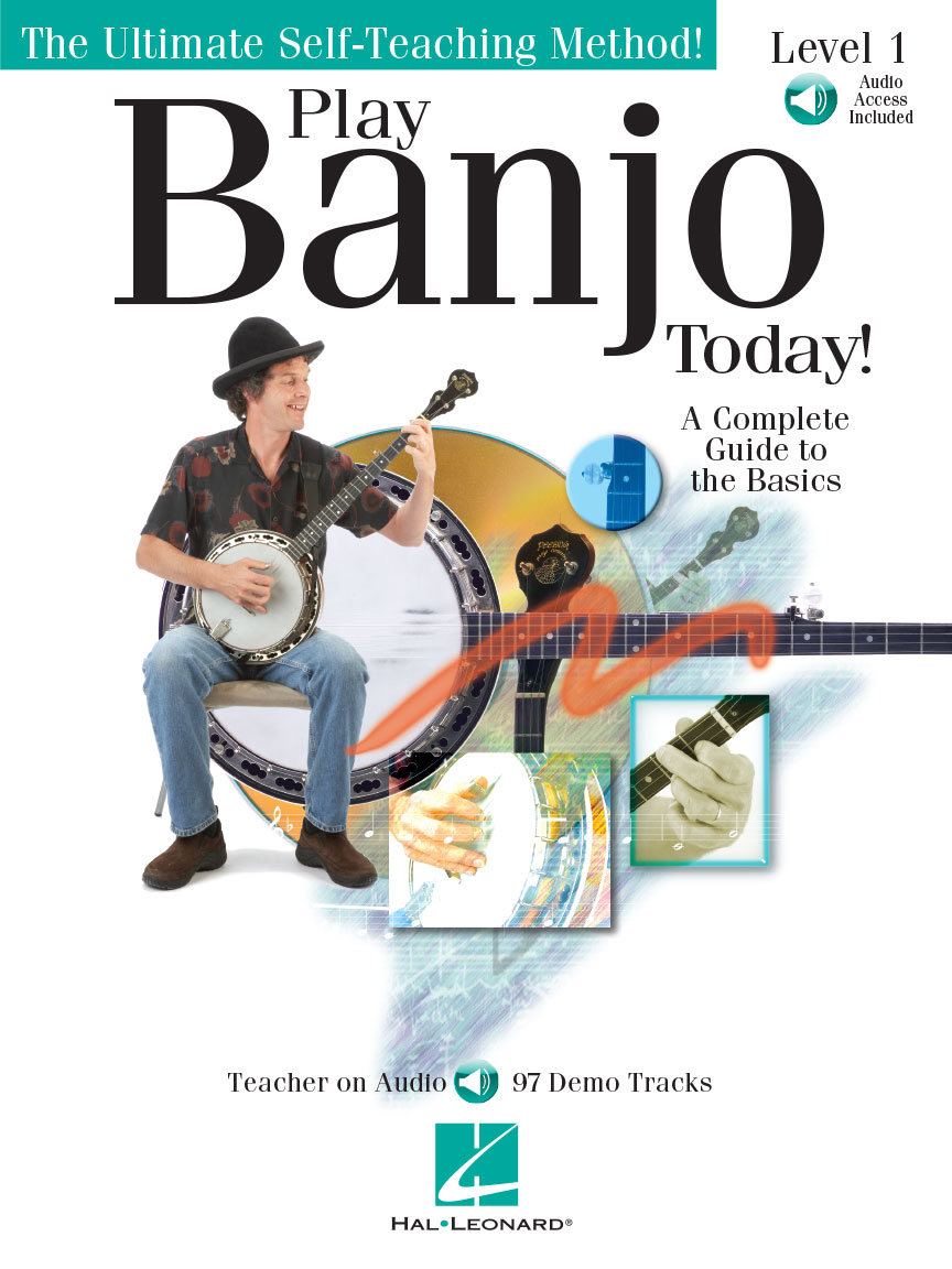 Product Cover for Play Banjo Today! Level One