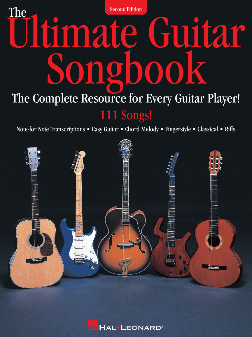 The Ultimate Guitar Songbook – Second Edition - The Complete