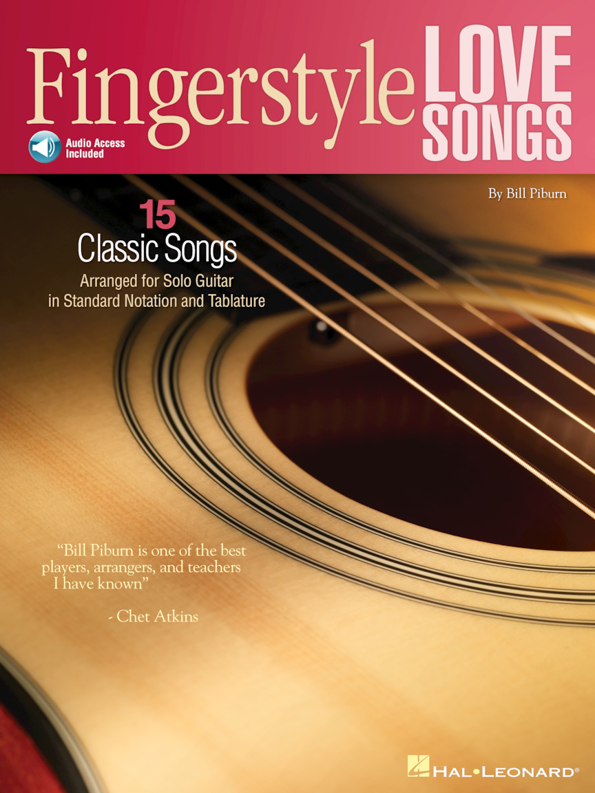 Product Cover for Fingerstyle Love Songs