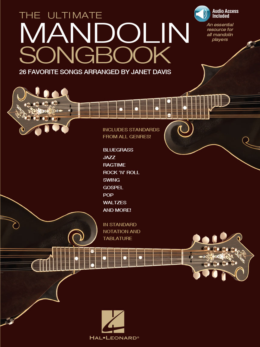 Product Cover for The Ultimate Mandolin Songbook