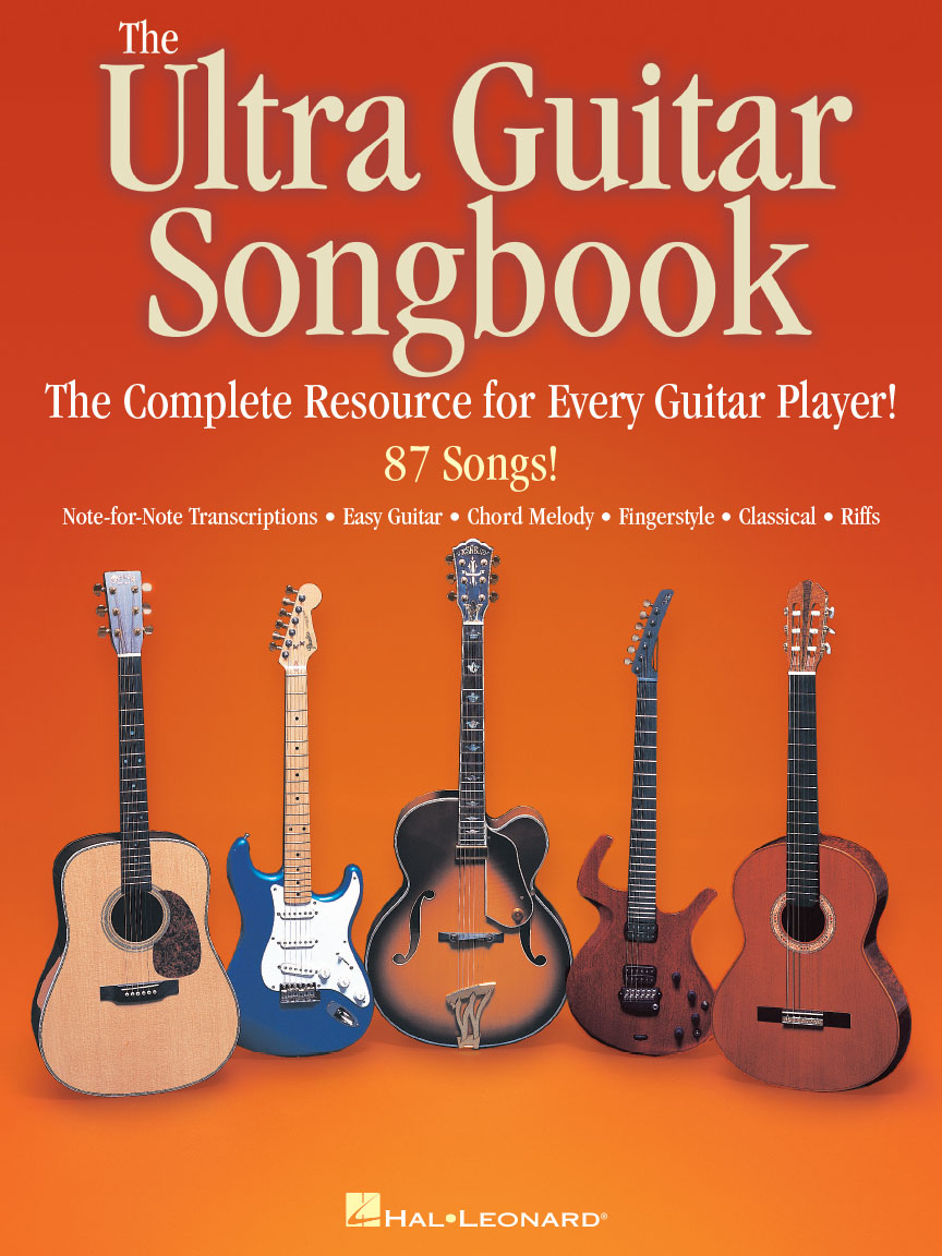 Product Cover for The Ultra Guitar Songbook