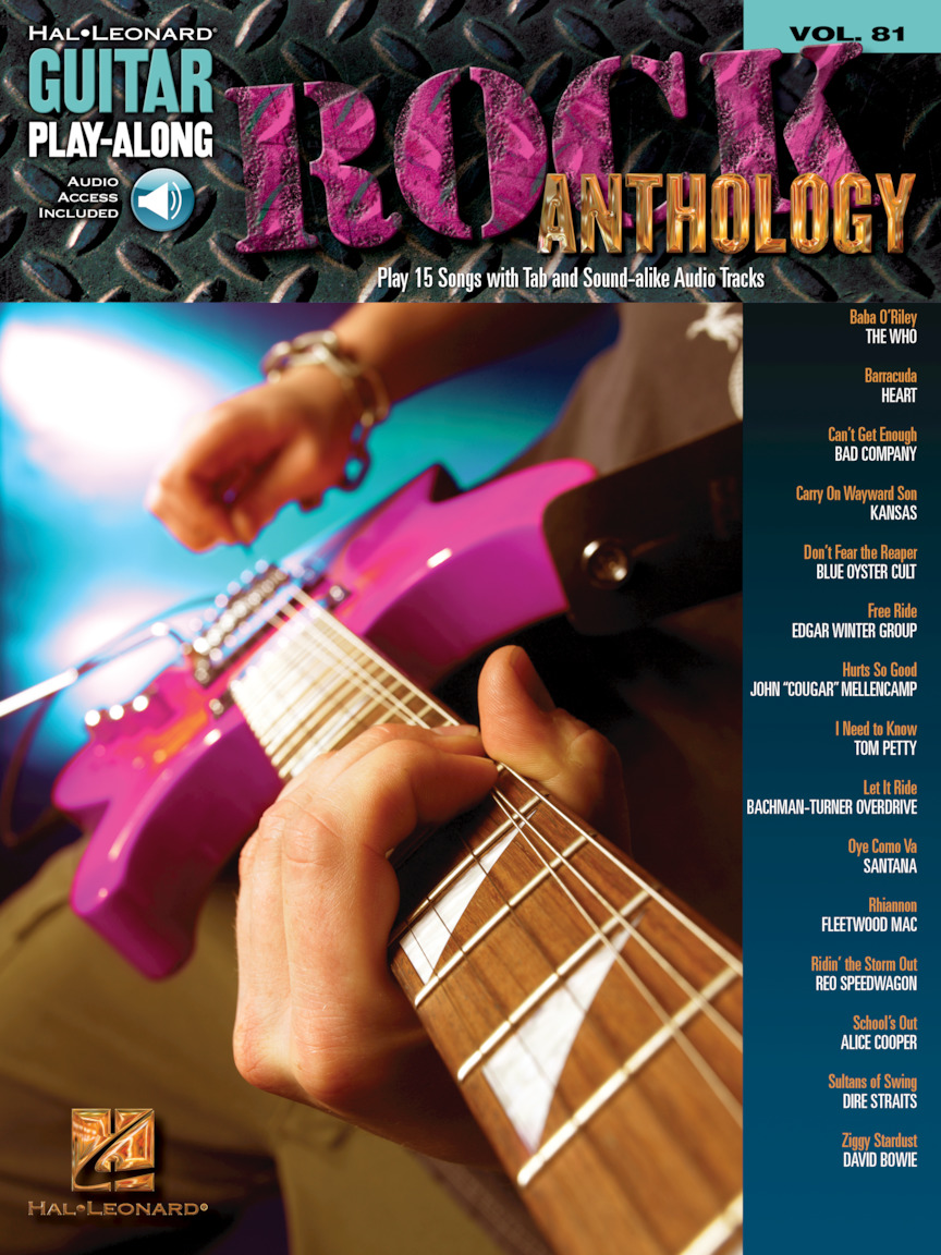 Product Cover for Rock Anthology