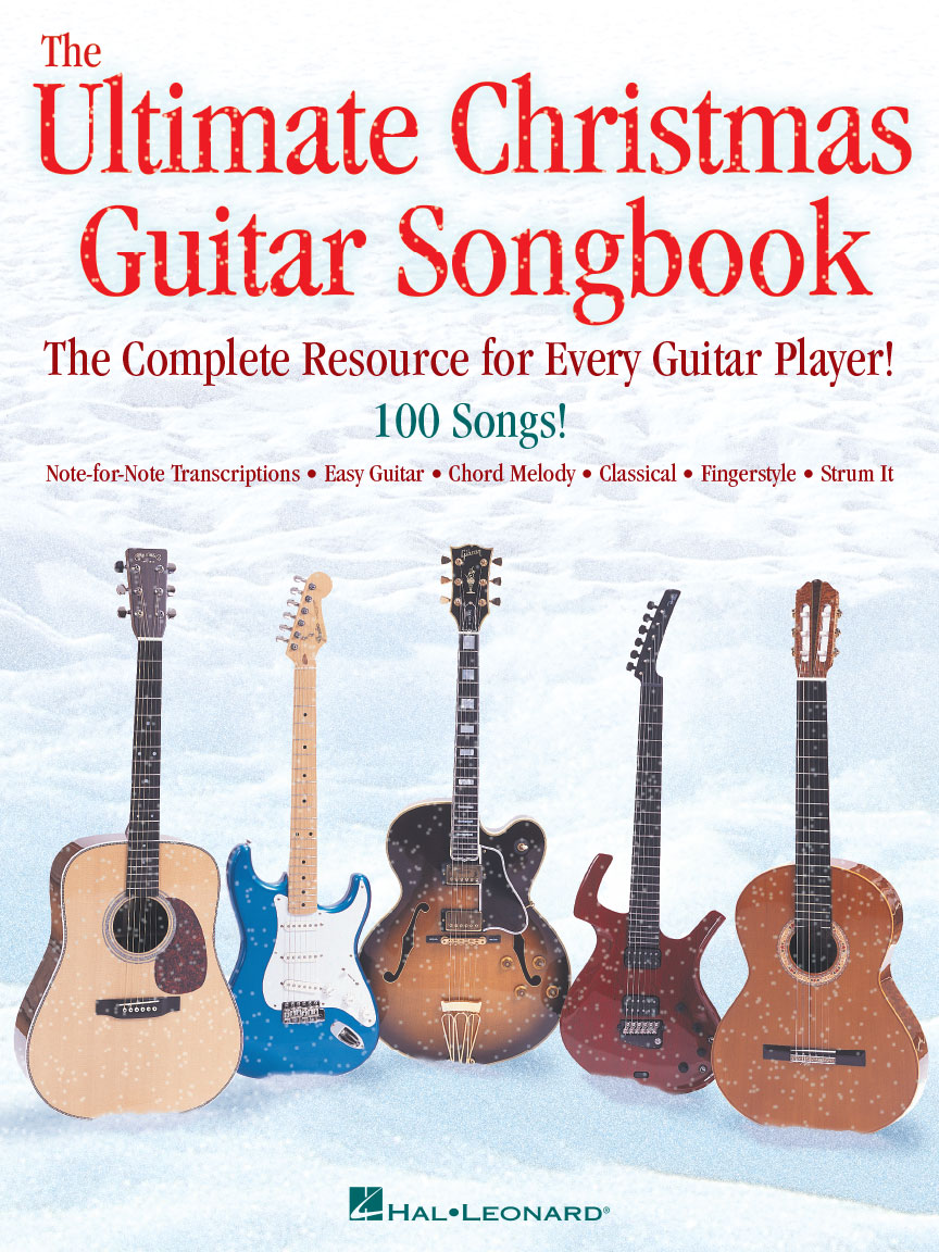 Product Cover for The Ultimate Christmas Guitar Songbook