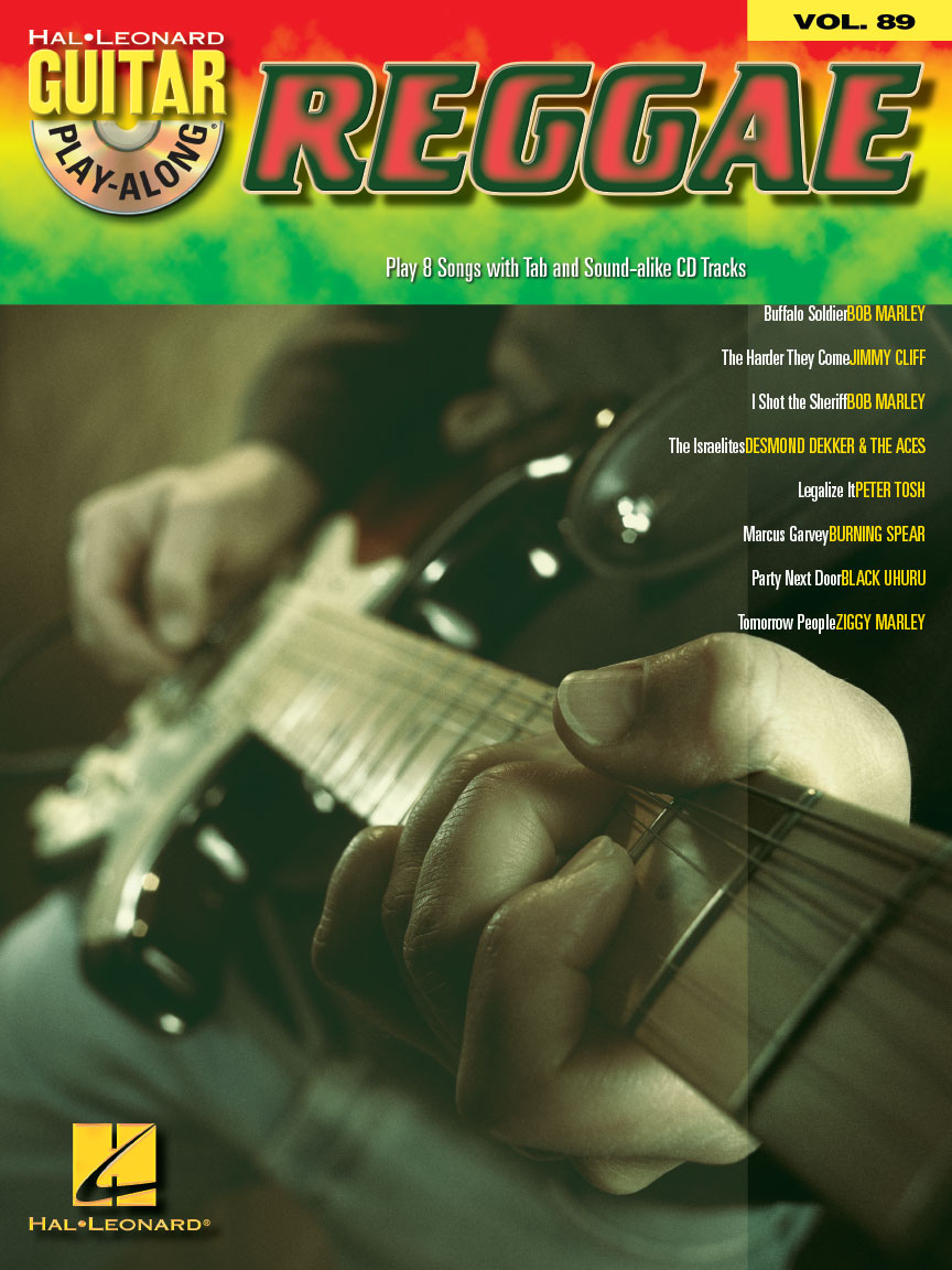 Product Cover for Reggae