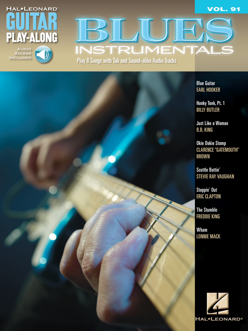 Product Cover for Blues Instrumentals