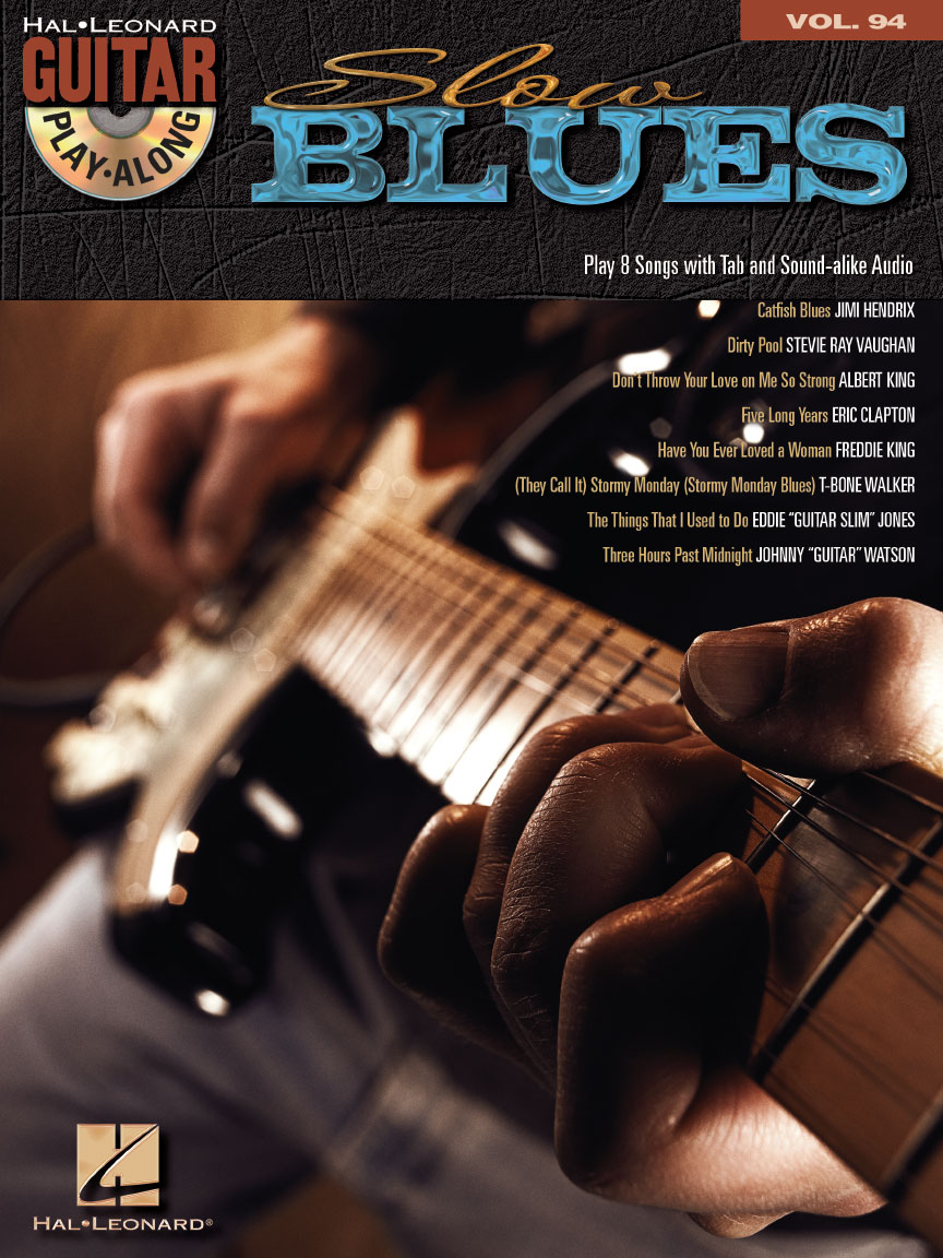 Product Cover for Slow Blues