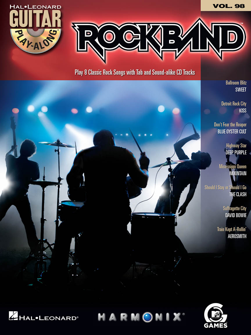 Product Cover for Rock Band