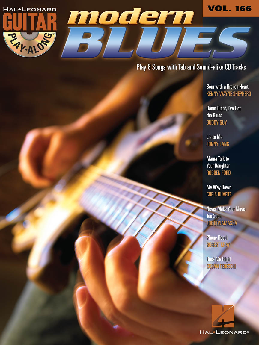 Product Cover for Modern Blues