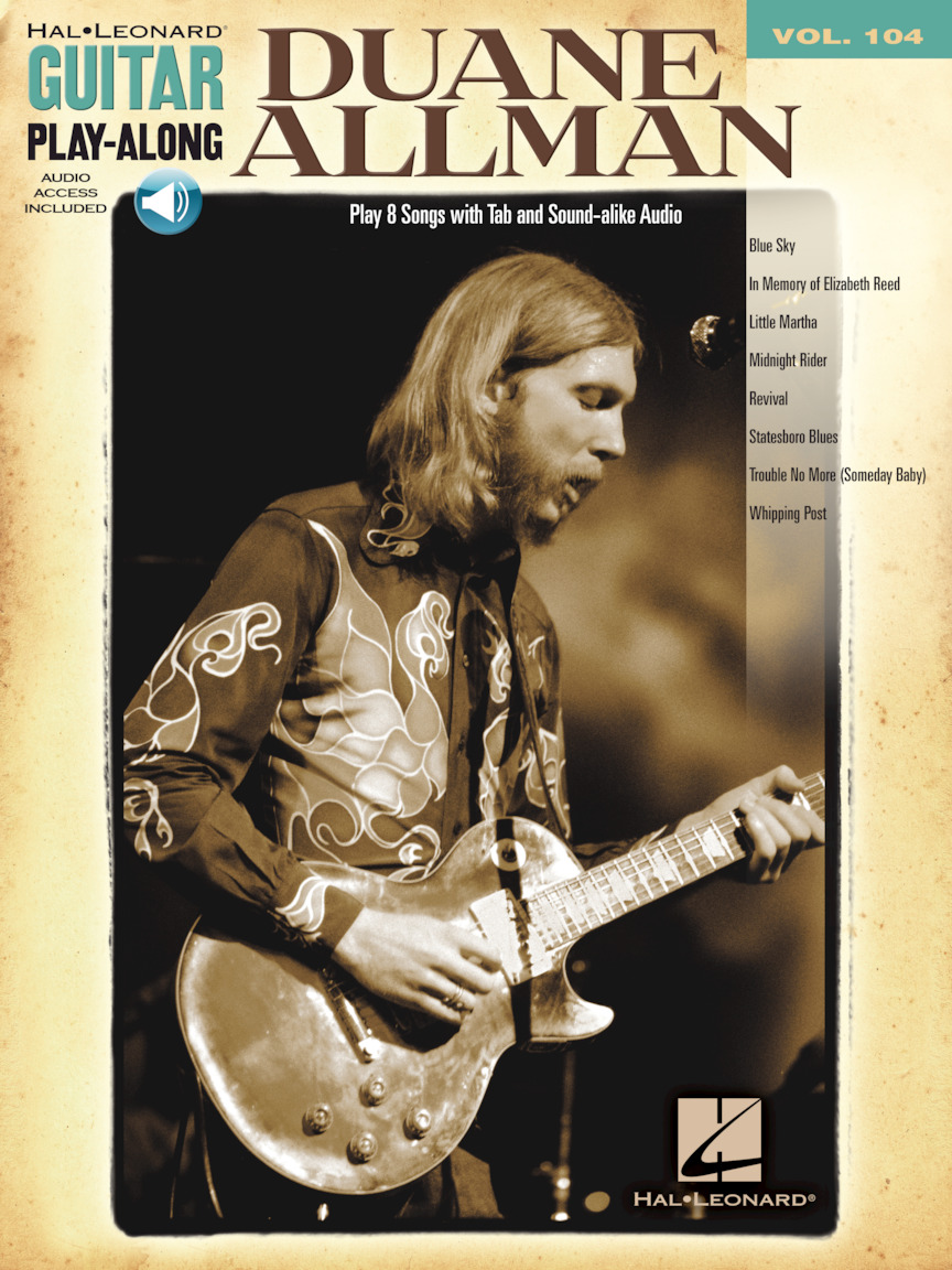 Product Cover for Duane Allman