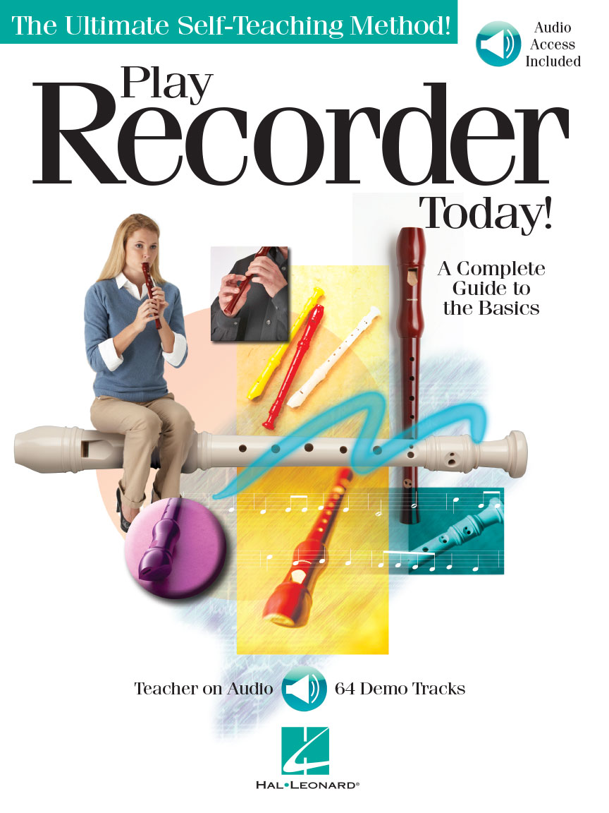 Product Cover for Play Recorder Today
