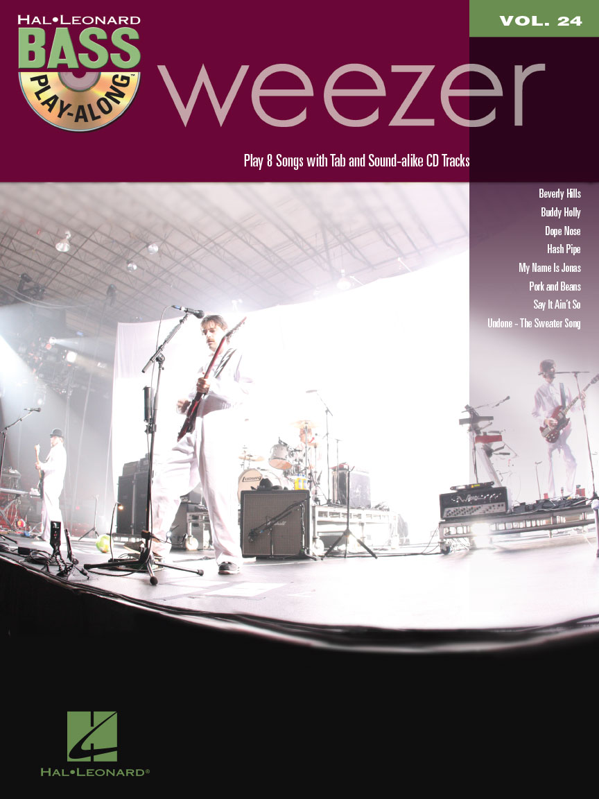 Product Cover for Weezer