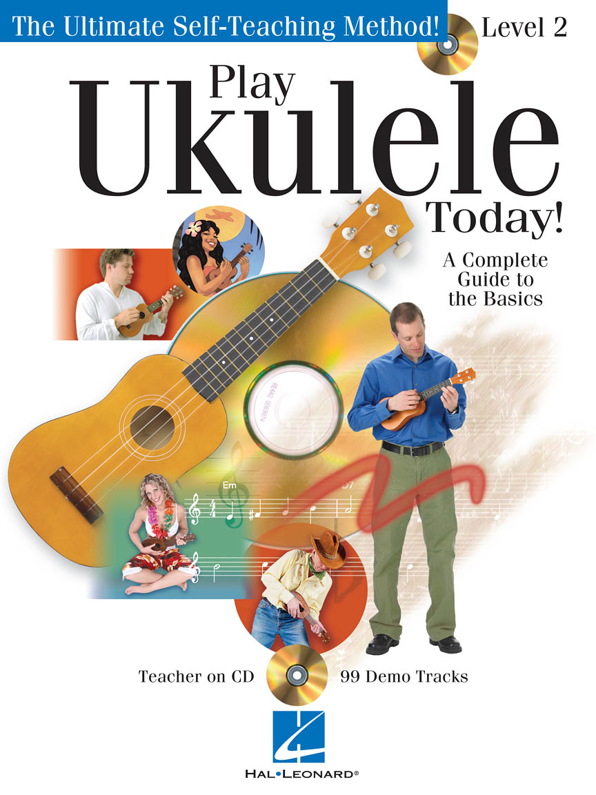 Product Cover for Play Ukulele Today! Level Two