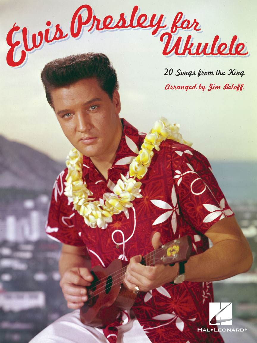 Product Cover for Elvis Presley for Ukulele
